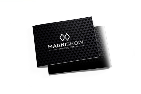 Magnishow products catalog design