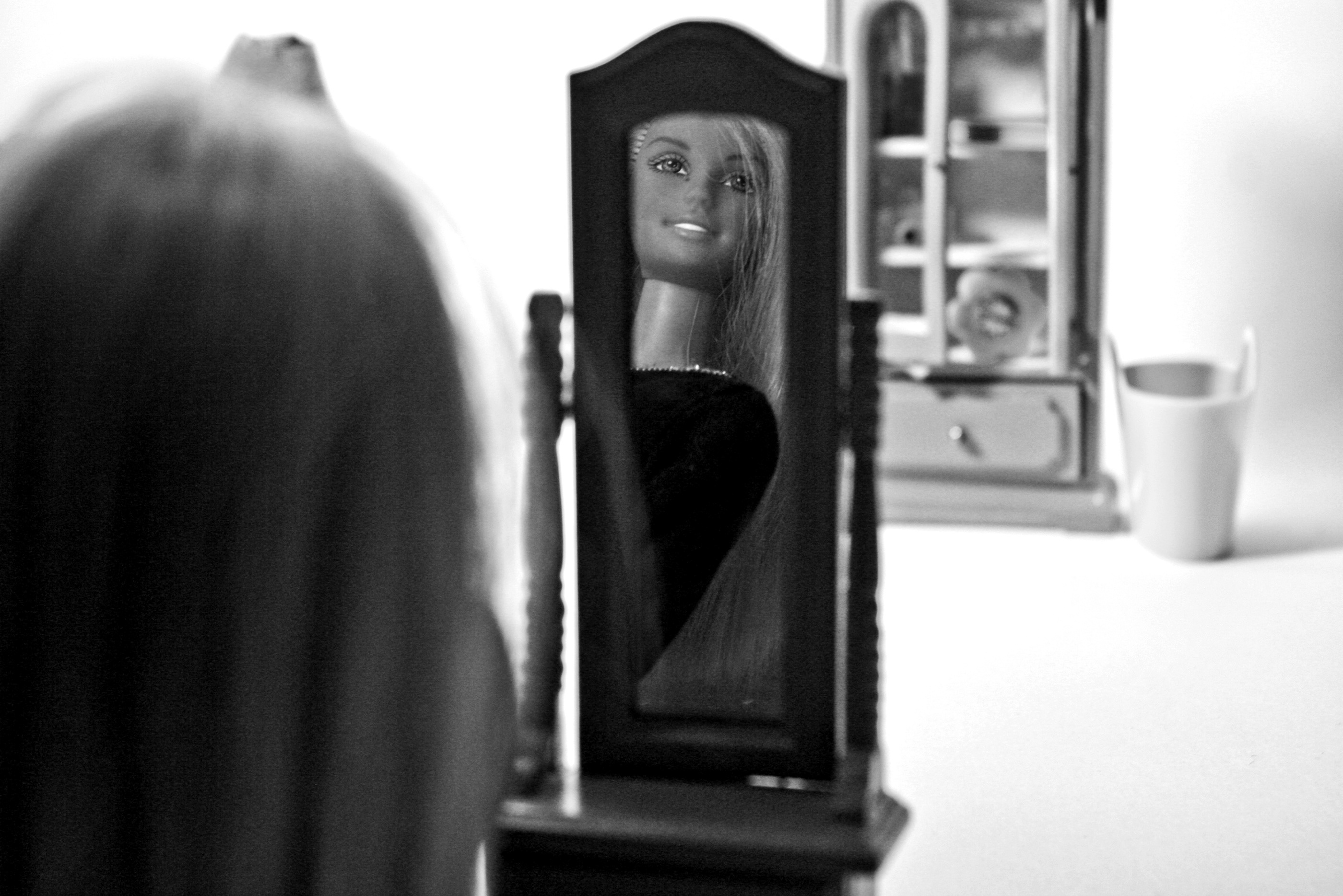 Barbie photo project