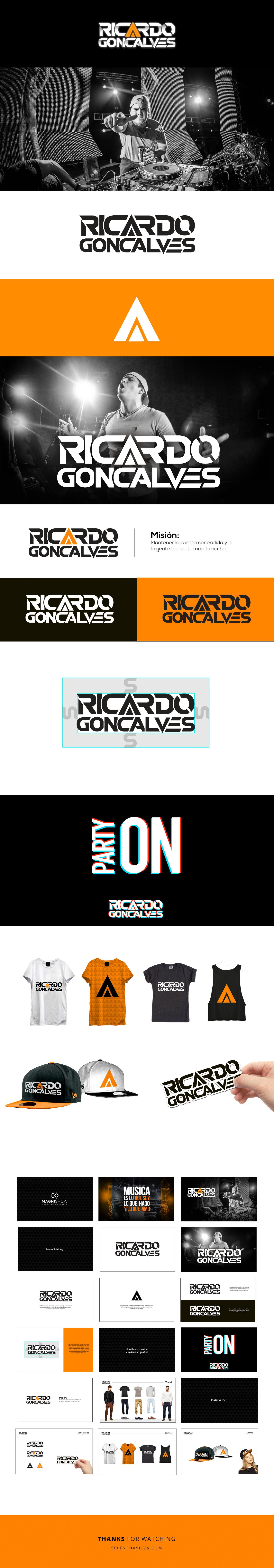 Ricardo goncalves branding