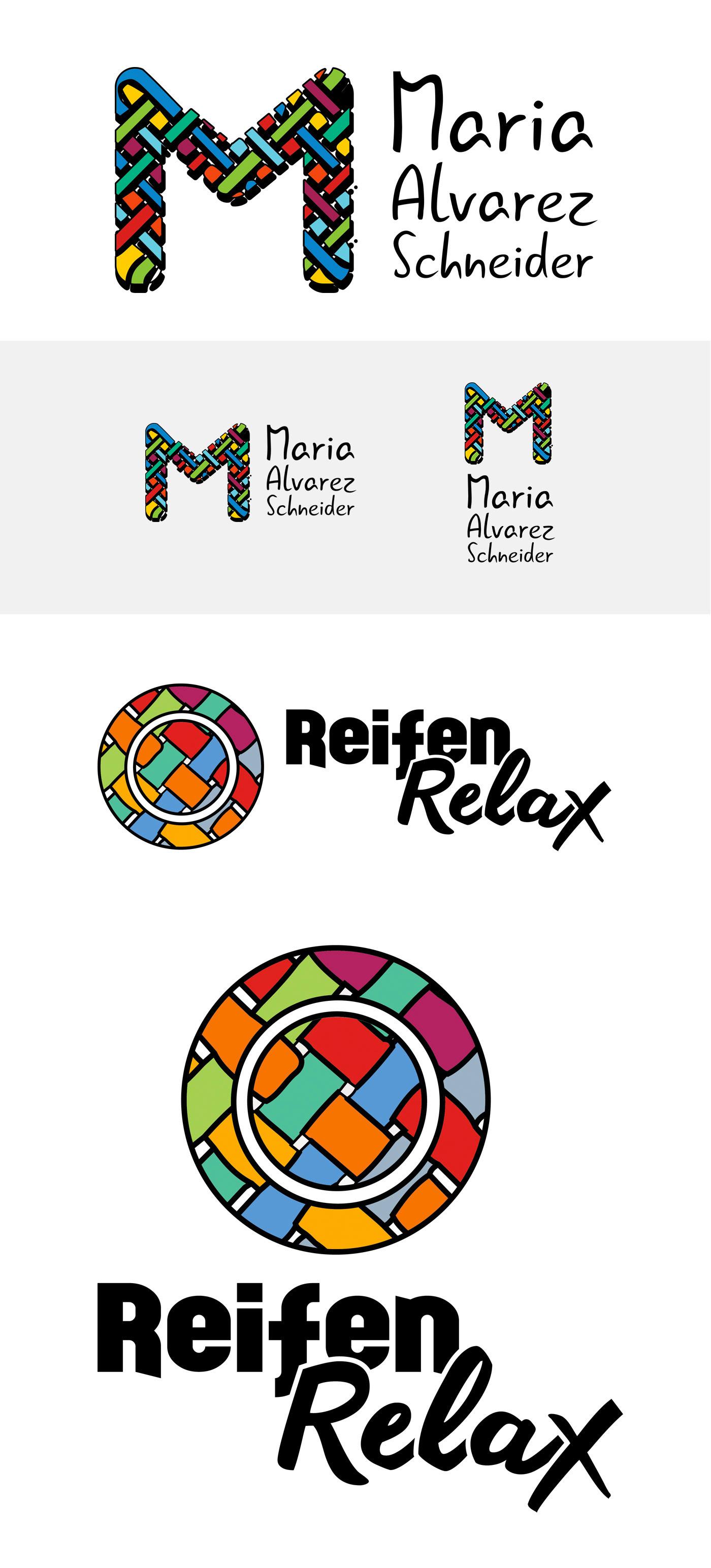 Reifen Relax branding