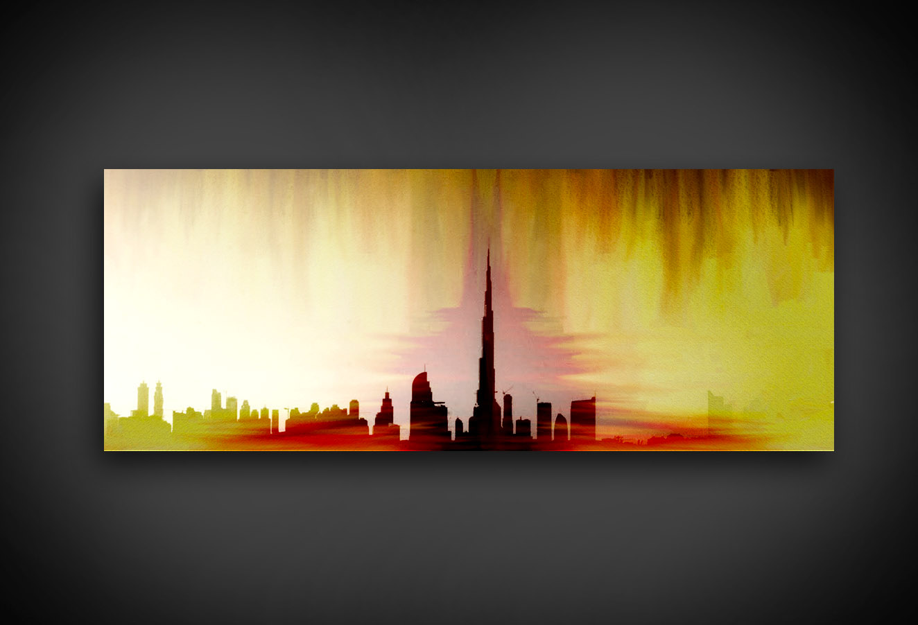 Dubai painting collection