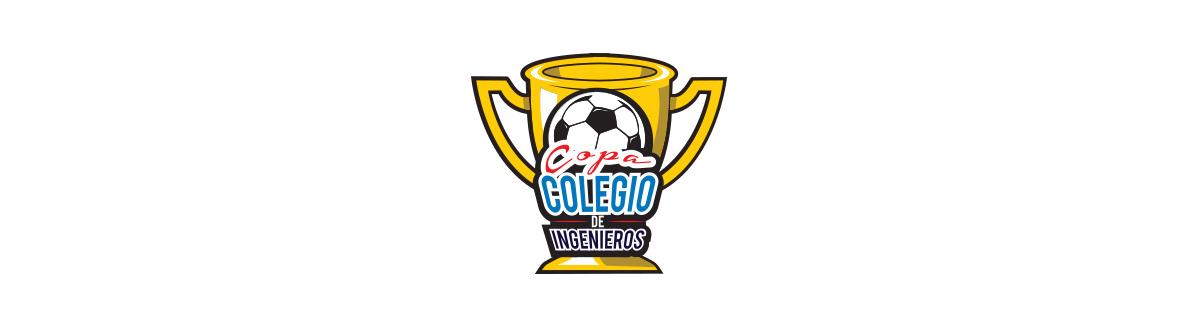 Soccer cup logo