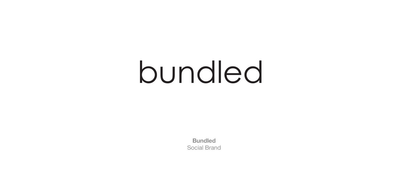 Bundled logo