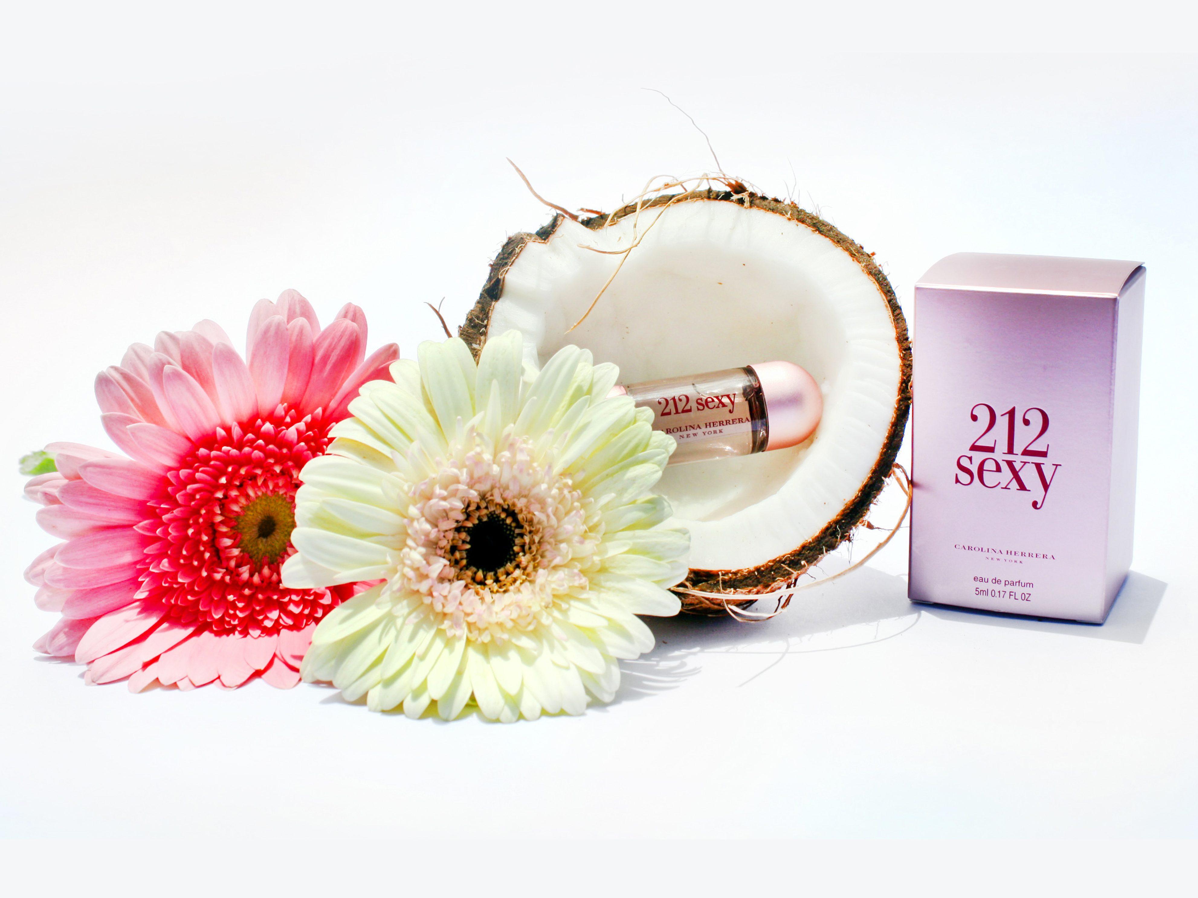 212 sexy perfume photoshot