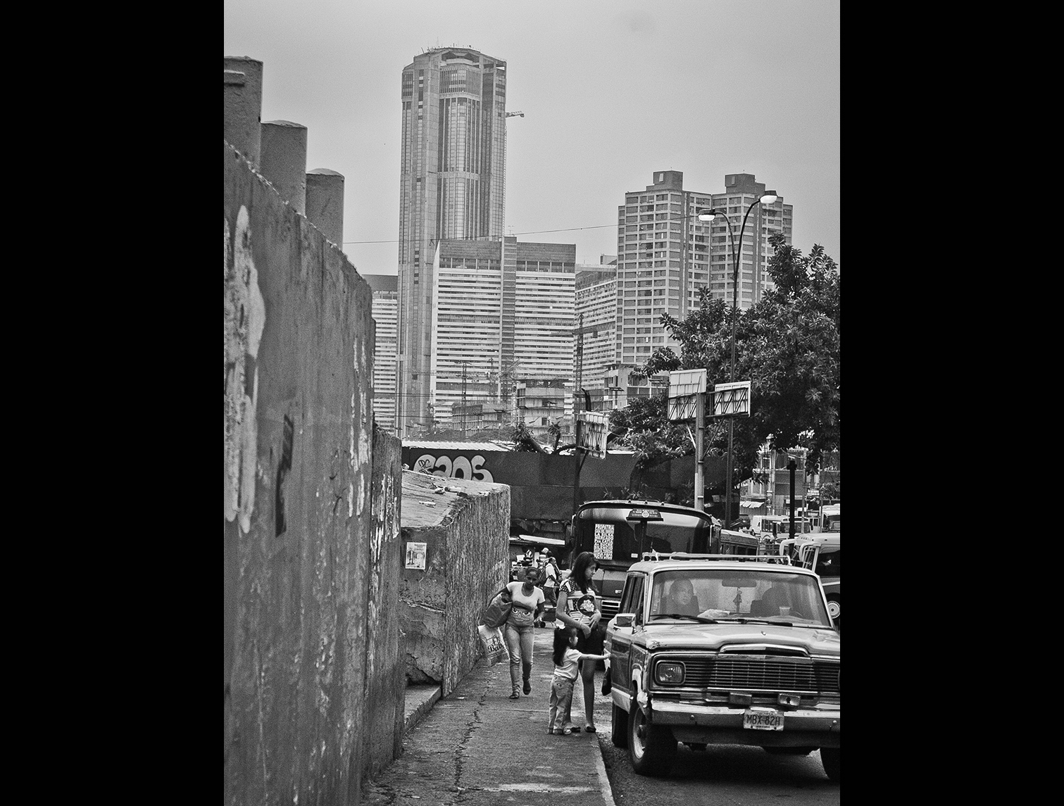 Caracas Venezuela Photography Project