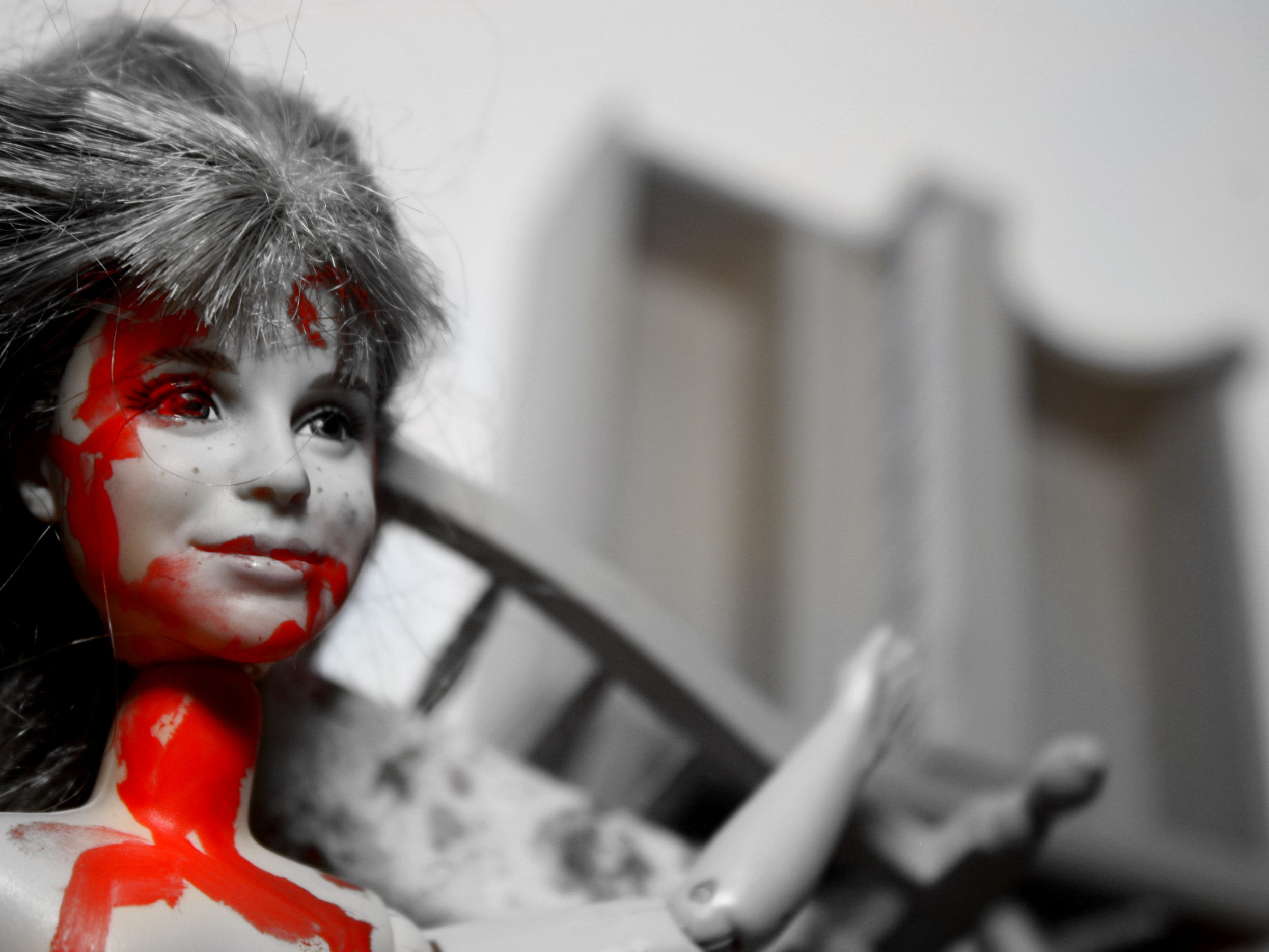 Barbie photo project