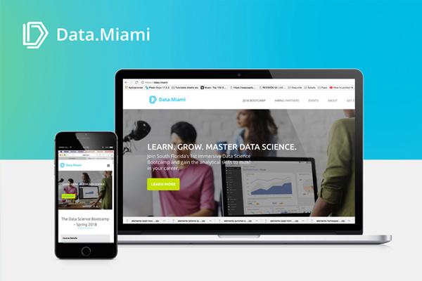 Data.Miami website