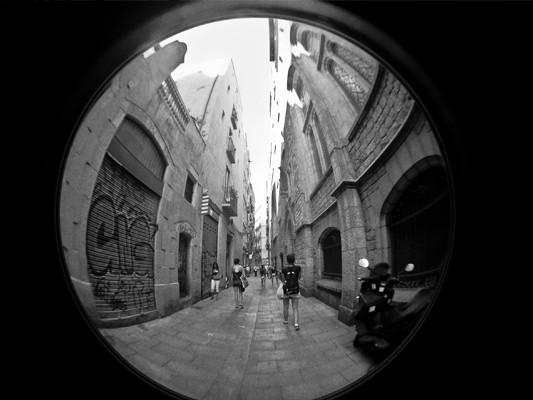 Fisheye Photography Project