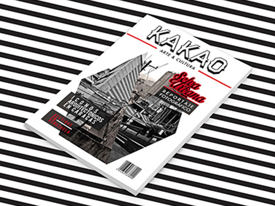 Kakao magazine design
