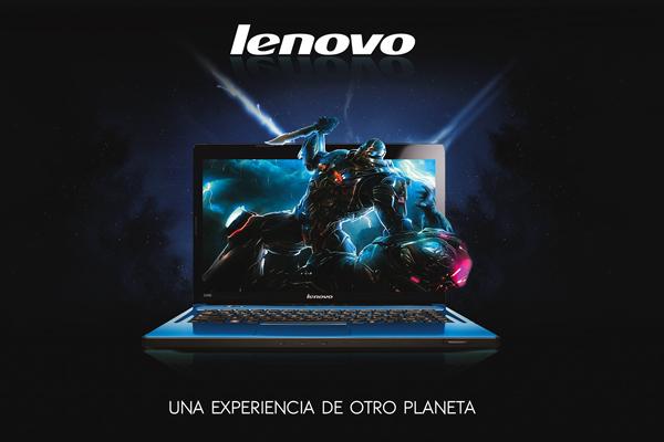 Lenovo Poster design