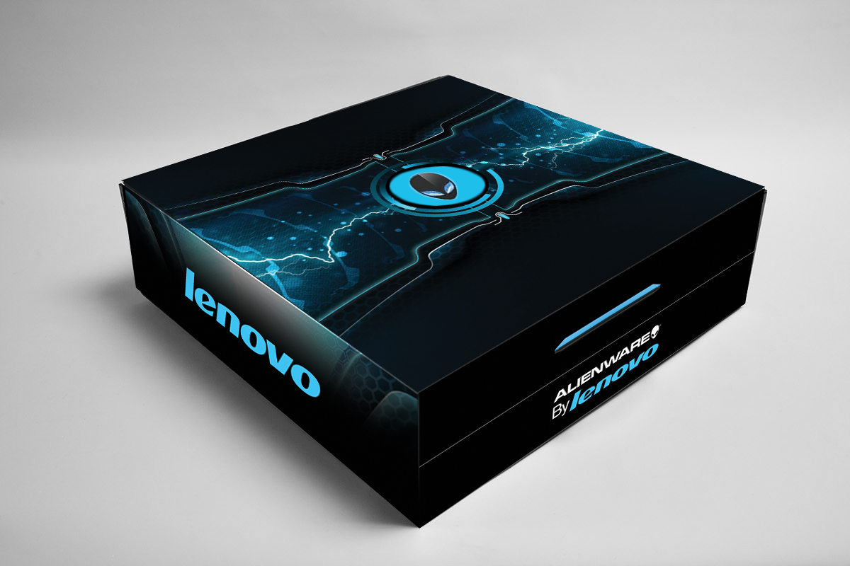 Lenovo Packaging design